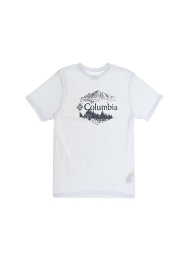 Columbia Polo Yaka T-shirt Beyaz
